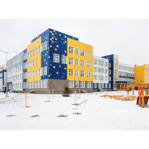 Средняя образовательная школа в Мытищах